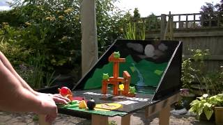 Angry Birds Table In Action (take 2)