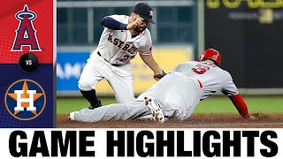 Angels vs. Astros Gąme Highlights (5/11/21) | MLB Highlights