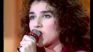 Celine Dion - Where does my heart beat now (LIVE) [Le Monde est à vous 07.04.1991]