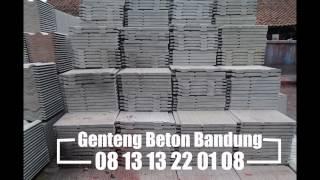 0813 1322 0108   Pabrik Genteng Beton Bandung