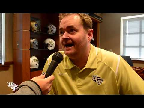 #GetHeuped18: UCF FB Staff Reacts to First Signing Class