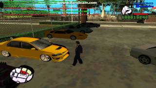 Заменены машины в GTA SAMP : Police LS , Police SF , Admiral , Phoenix , Bullet , Turismo , Sultan .