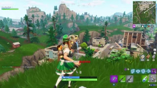 Relaxed Fortnite Stream Standard Gamer New Skin Heidi Oktoberfest Style