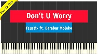 Faustix ft. Barbara Moleko - Don