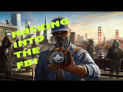 Watch Dogs 2 Hacking into The FBI mission Stealth