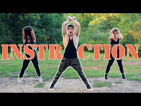 Jax Jones #Instruction | The Fitness Marshall | Cardio Concert | DanceOn