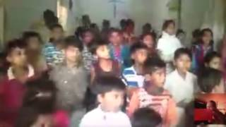 Pakistani children sing me a song about Jonah
