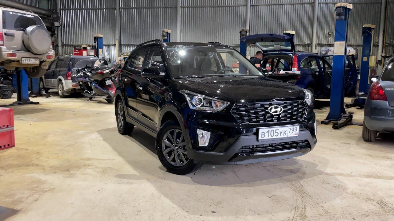 Как мужик Hyundai Creta без дилеров на заводе купил;)