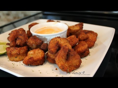 Easy Popcorn Shrimp   Popcorn Shrimp   Episode 185