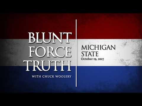 Blunt Force Truth Minute - Michigan State