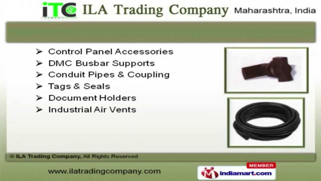 Pvc Industrial Products By Ila Trading Company Mumbai Youtube Wiring Channels
