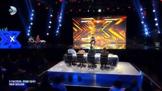 X Factor  Turkey - ( Bootcamp) -   Kaan - As long as you love me by Justin bieber