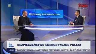 Rozmowy niedokończone: Bezpieczeństwo energetyczne Polski