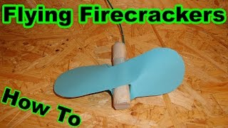 Spinners: Flying Firework [moved]
