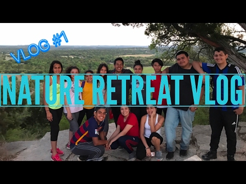 I BROKE THE LAW?!?!?| Nature Retreat Vlog #1