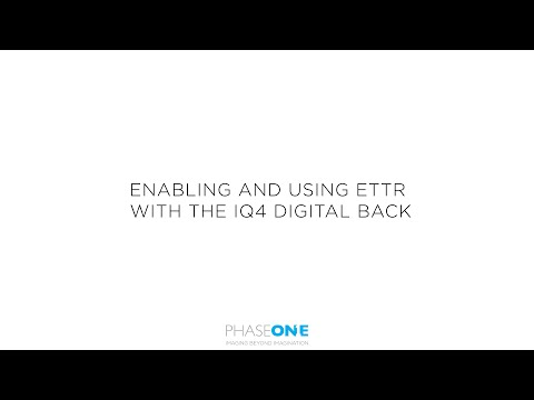 Support | ETTR  | Phase One