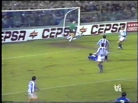 1989-1990 Real Sociedad 2 - Real Madrid 1