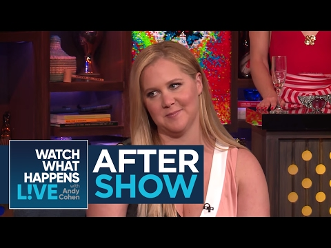 After Show: Goldie Hawn Loves Grabbing Amy Schumer's Breasts?! | WWHL