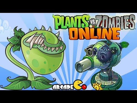 Plants Vs Zombies 2 Online - Welcome To The PVZ Town Part 3 (China Version)