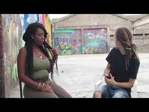 YEZA Interview 2016 - Fleet Street, Kingston.
