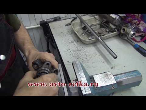 Ремонт рулевой рейки на Subaru Impreza. Ремонт рулевой рейки на Subaru Impreza в СПб.