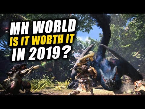Should You Play Monster Hunter World in 2019? - Is It Worth It?