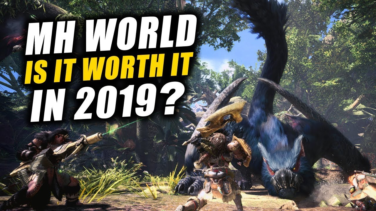 Should You Play Monster Hunter World in 2019? - Is It Worth It? thumbnail