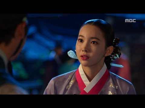 "[Flowers of the prison] 옥중화- Yoon ju hee, ""Why You drank a lot of alcohol"" 20160821"