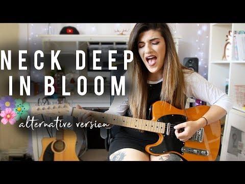 Neck Deep - In Bloom | Christina Rotondo Cover