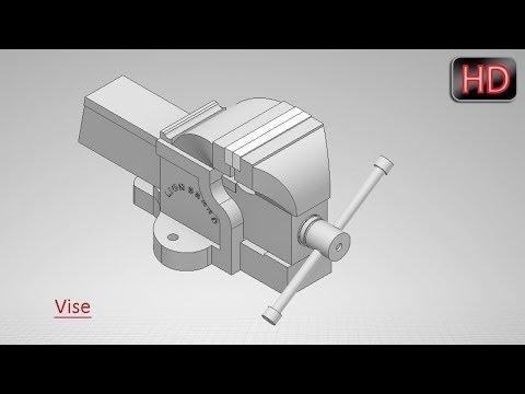 Vise (Video Tutorial) Autodesk Inventor