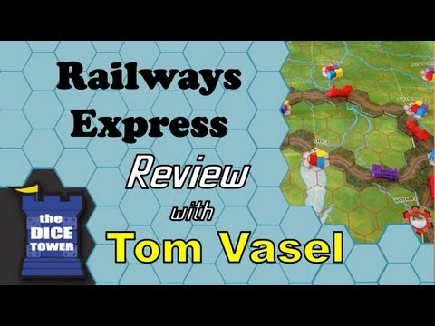 Colt Express: Marshals & Prisoners Review - with Jason Levine .
