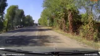 МАИ по верхней трассе Алматы-Каскелен