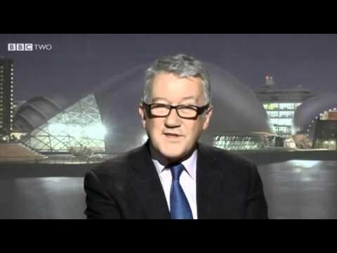 Allan Little on Newsnight 6 Feb 2014