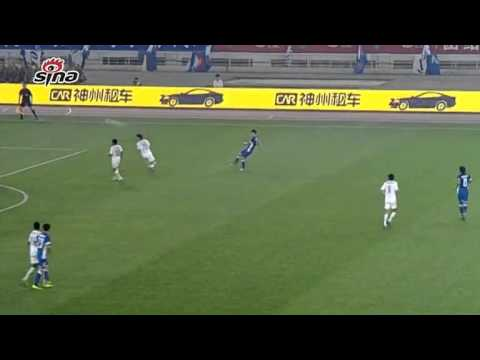 Jiangsu vs Wuhan, 2013 CSL round 1