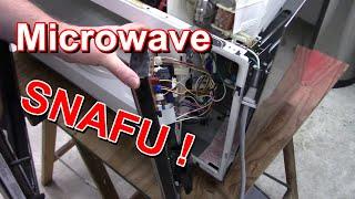 Panasonic Inverter Microwave Fuse