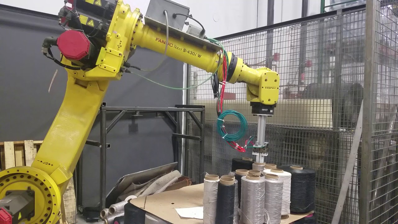Proof Of Concept Robotic Machine Vision Picking With