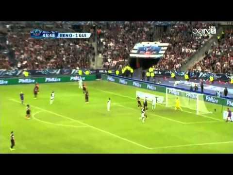 Guingamp 2-0 Rennes ٠ All Goals 3/5/2014