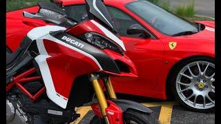 Ducati Multistrada 1260 Pikes Peak Reveal