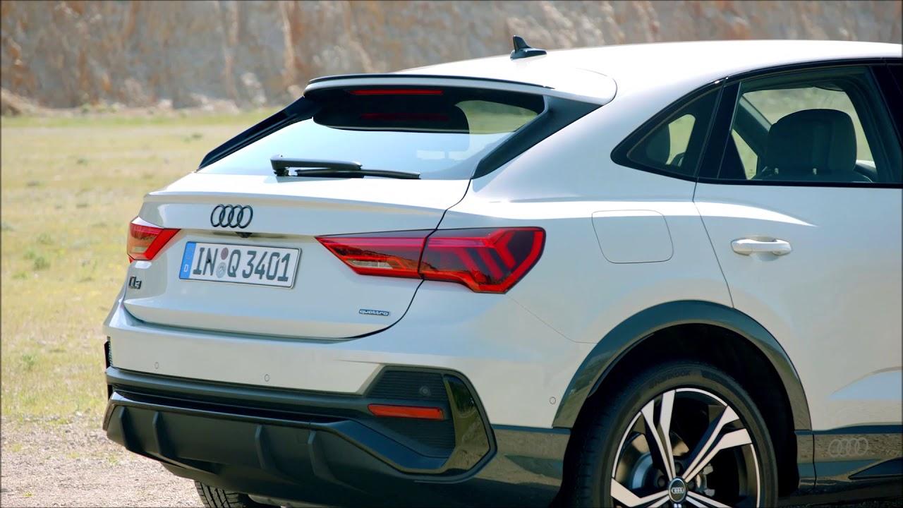Novo Audi Q3 Sportback Chega Ao Brasil Em 2020 Detalhes Www Car Blog Br Youtube