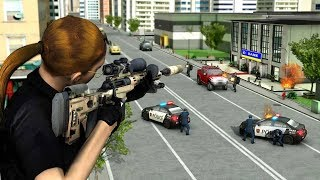 Street Bank Robbery 3D (by Awesome Action Games) Android Gameplay [HD]