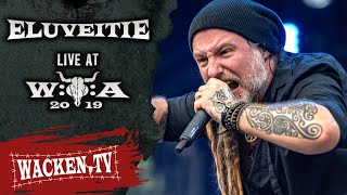 Eluveitie - Deathwalker - Live at Wacken Open Air 2019