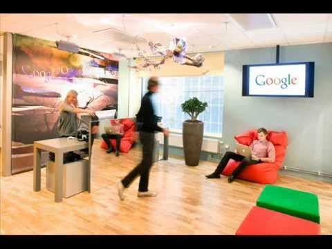 Video Tour of Google Office in Stockholm, Sweden