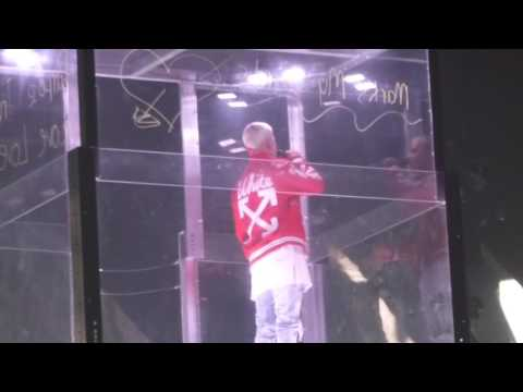 Justin Bieber - Mark My Words - Royal Farms Arena, MD