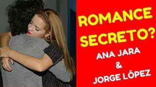 Novios en SECRETO Jorge López y Ana Jara #JORANA
