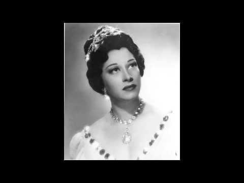 Regina Resnik, soprano, Ernani Involami