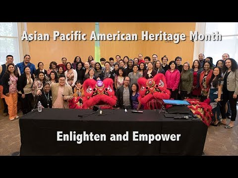 Asian Pacific American Heritage Month Celebration