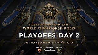 Trực tiếp: MLBB World Championship 2019 Ngày 2-Bảng B