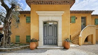 Neo Provençal Villa Rental Cannes