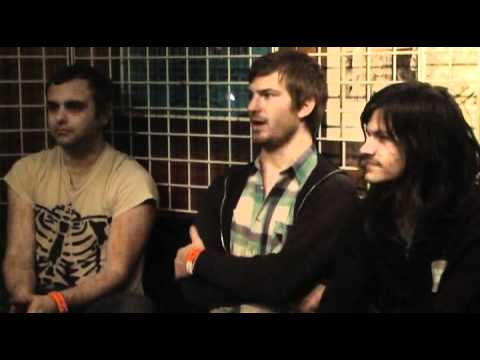 Tera Melos Interview on Ryan's Rock Show (2009)