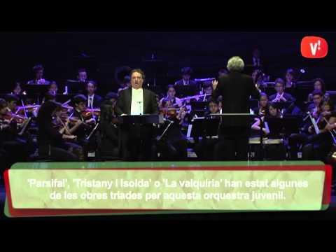 L'orquestra del Conservatorio de Música de la Universidad Nacional de Colombia interpreta Wagner